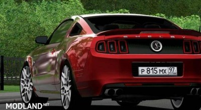 Ford Mustang Shelby GT500 [1.5.9], 1 photo